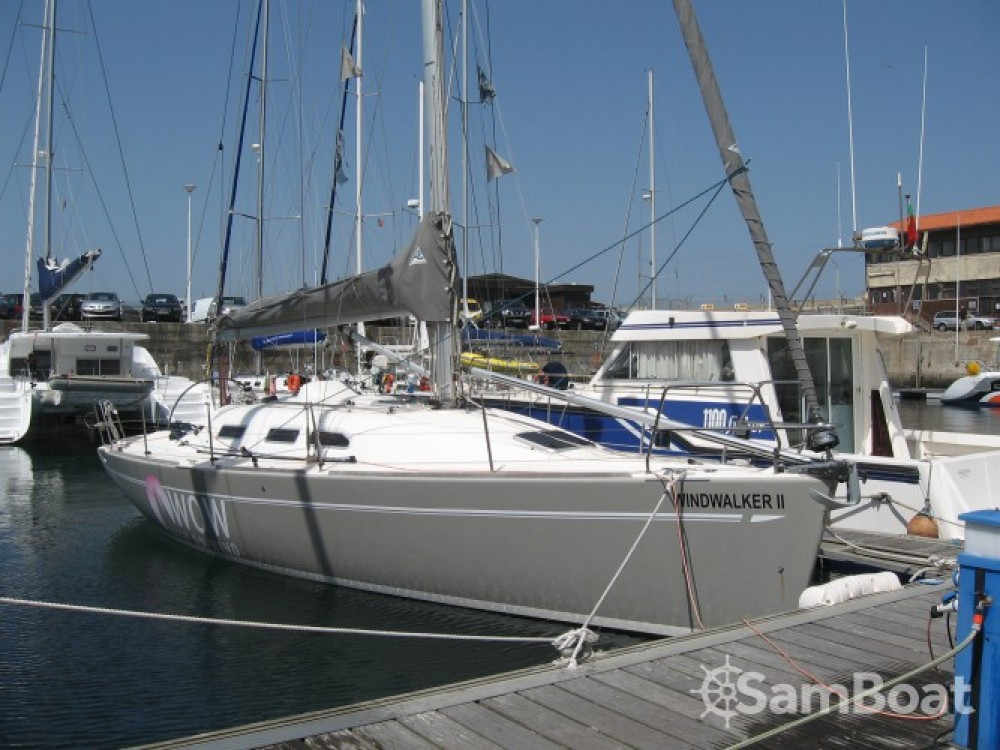 Rental yacht Matosinhos - Elan Elan 37 on SamBoat