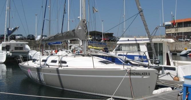 Sailboat for rent Leça da Palmeira at the best price