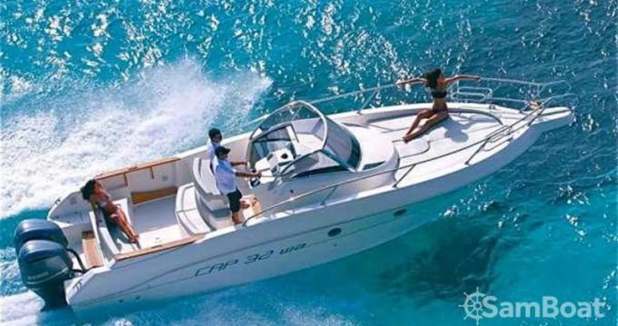 Rental Motorboat in Hyères - Capelli Cap 32 WA