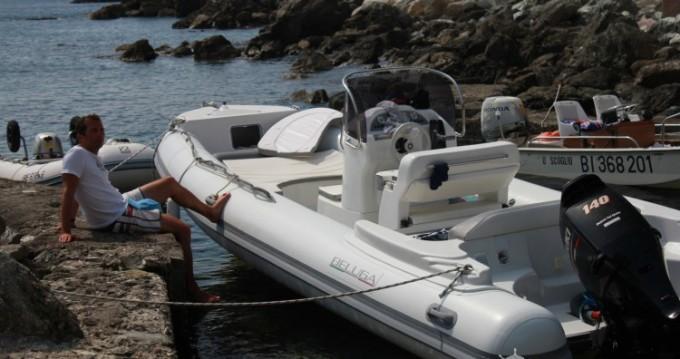 Boat rental Luri cheap Open 21