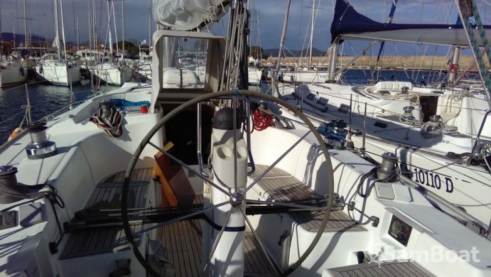 Rental yacht Sardinia - Hanse Hanse 400 on SamBoat