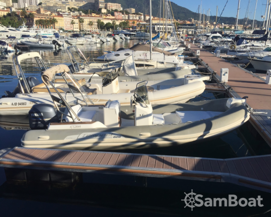 Boat rental Appietto cheap Tempest 626 Limited