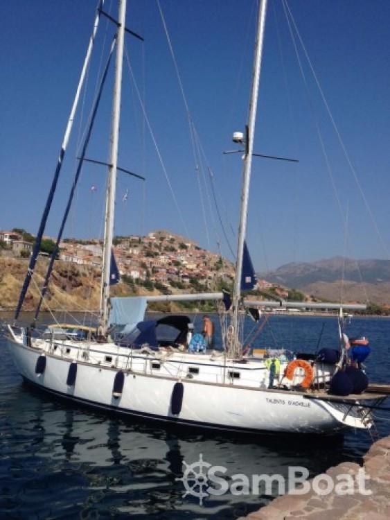 Rental Sailboat in Marseille - Xiam-Hong-Kong Celestial 48