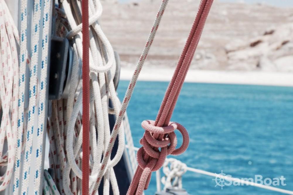 Boat rental Marseille cheap Celestial 48