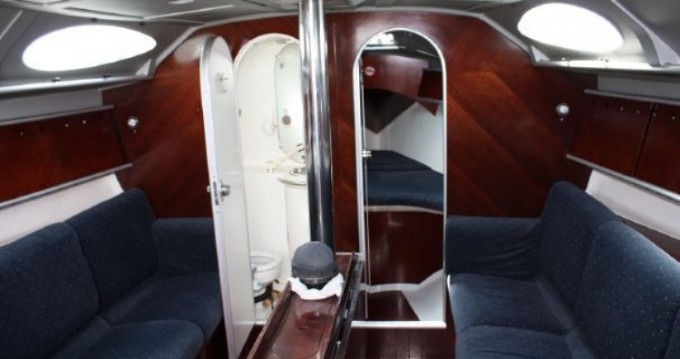 Rental yacht Villefranche-sur-Mer - Bénéteau First 38 S5 on SamBoat