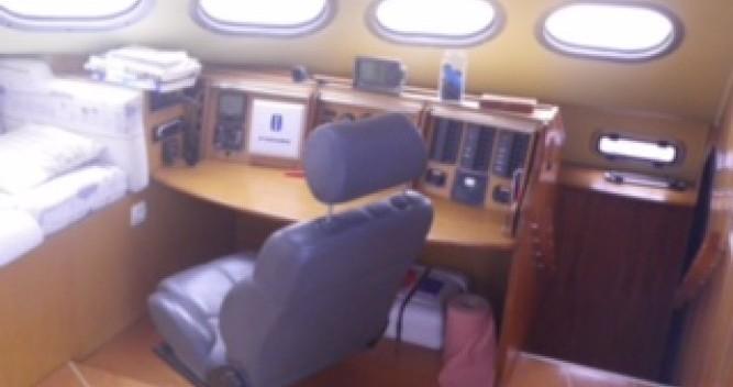 Rental Catamaran in Ajaccio - Soubise GALAXY