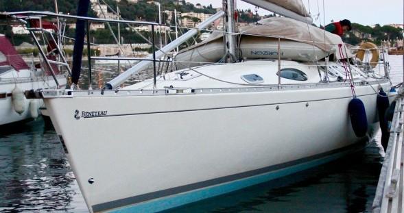 Rent a Bénéteau First 38 S5 Villefranche-sur-Mer