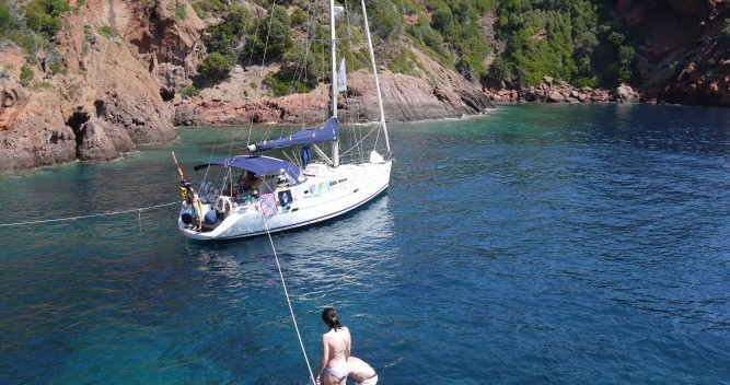 Rental Sailboat in Ajaccio - Jeanneau Sun Odyssey 45