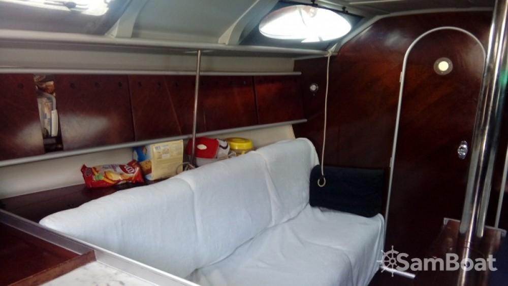 Hire Sailboat with or without skipper Bénéteau Villefranche-sur-Mer