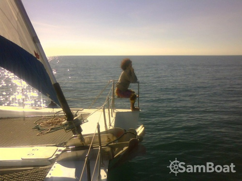Rental Catamaran in Ajaccio - Soubise GALAXY