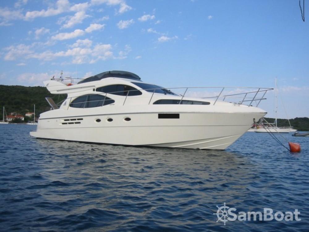 Boat rental Porto San Giorgio cheap Azimut 46