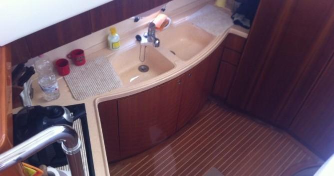 Rental Motorboat in Porto San Giorgio - Azimut Azimut 46