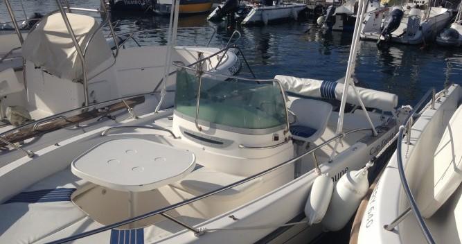 Rental yacht Saint-Gilles les Bains - B2 Marine Cap Ferret 550 on SamBoat