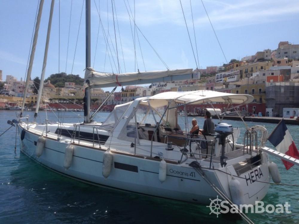 Rental Sailboat in Santiago - Bénéteau Oceanis 41