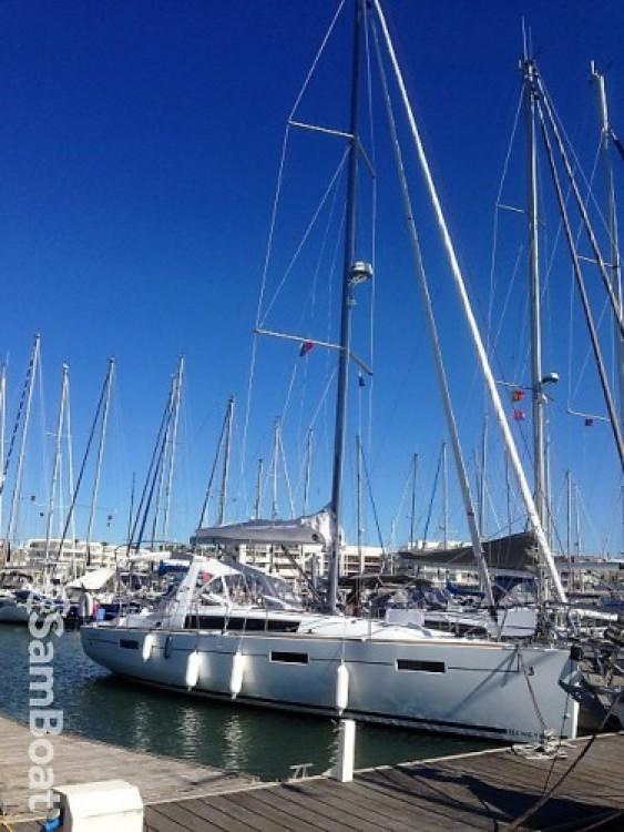 Rental yacht Santiago - Bénéteau Oceanis 41 on SamBoat