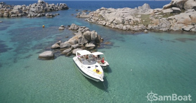 Hire Motorboat with or without skipper Cranchi Bonifacio