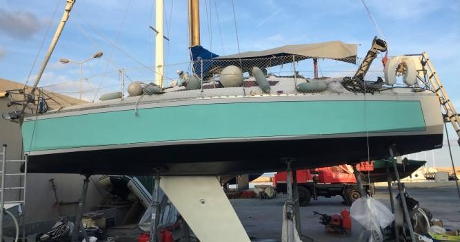Rental Sailboat in Beaulieu-sur-Mer - Michel-Francqueville Dragonfly