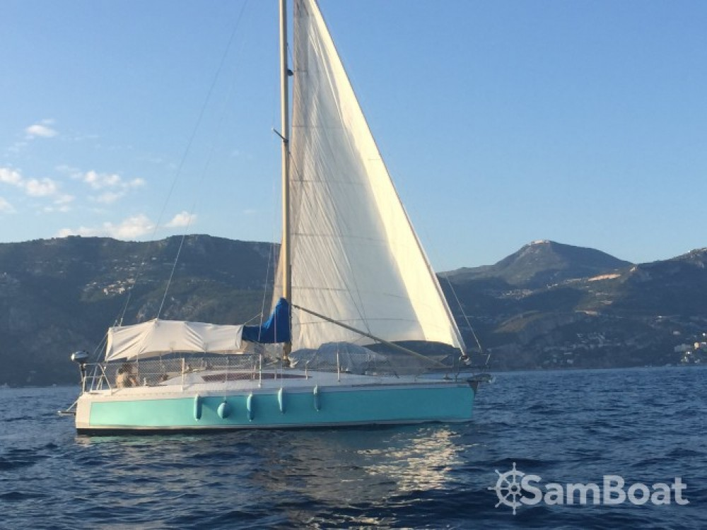 Hire Sailboat with or without skipper Michel-Francqueville Beaulieu-sur-Mer