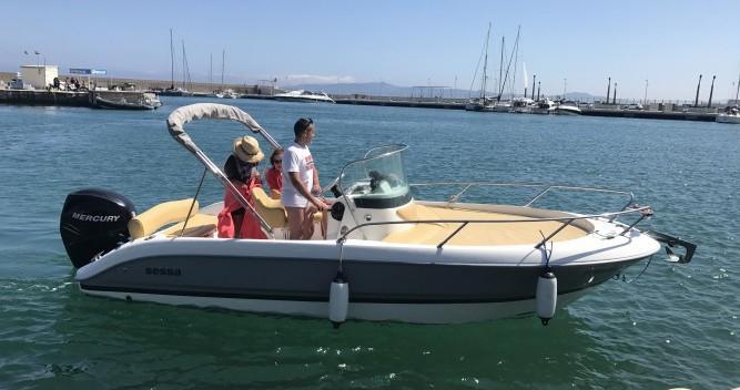 Rental Motorboat in l'Estartit - Sessa Marine Key Largo 20