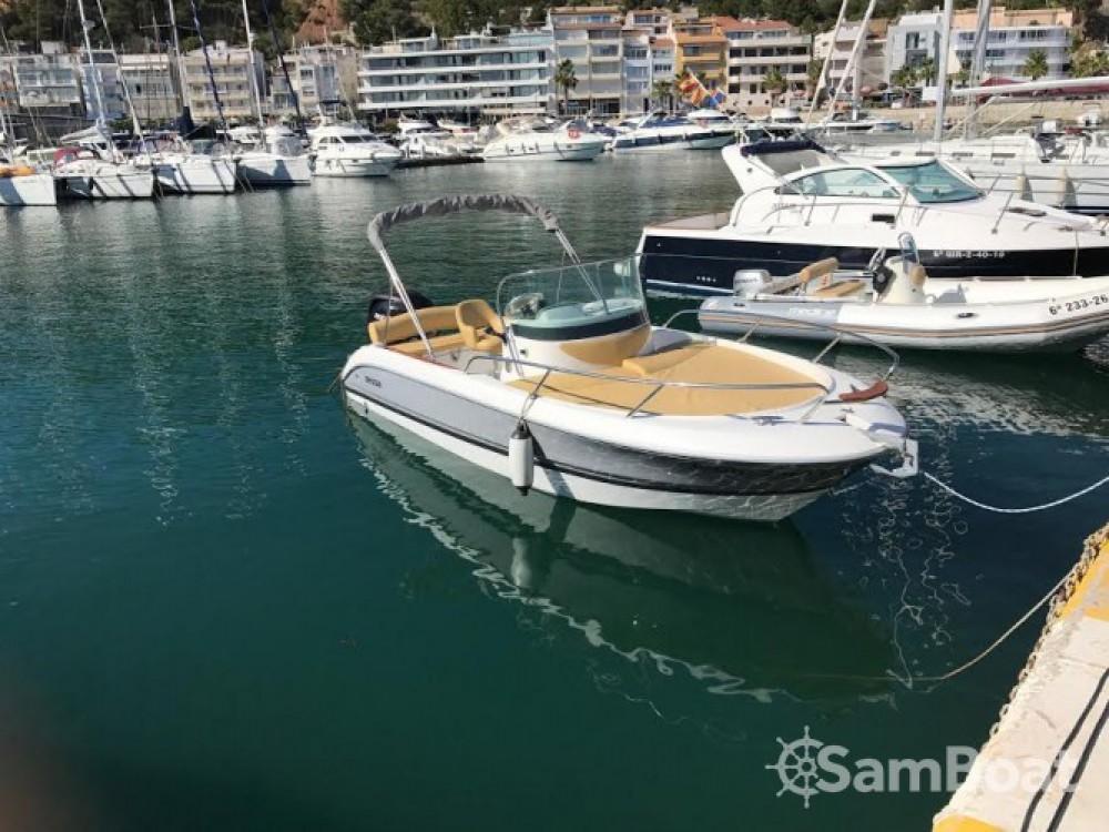 Rental Motorboat in Torroella de Montgrí - Sessa Marine Key Largo 20