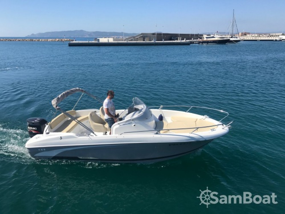 Rental yacht Torroella de Montgrí - Bénéteau Open on SamBoat
