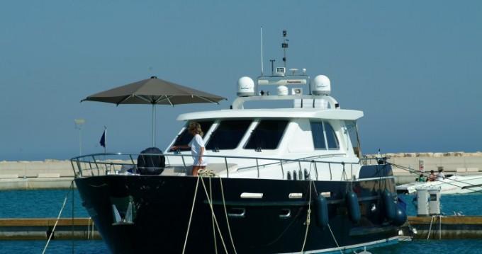 Boat rental Furnari cheap Prestige 170