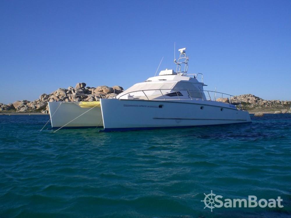 Catamaran for rent Castheddu/Castelsardo at the best price