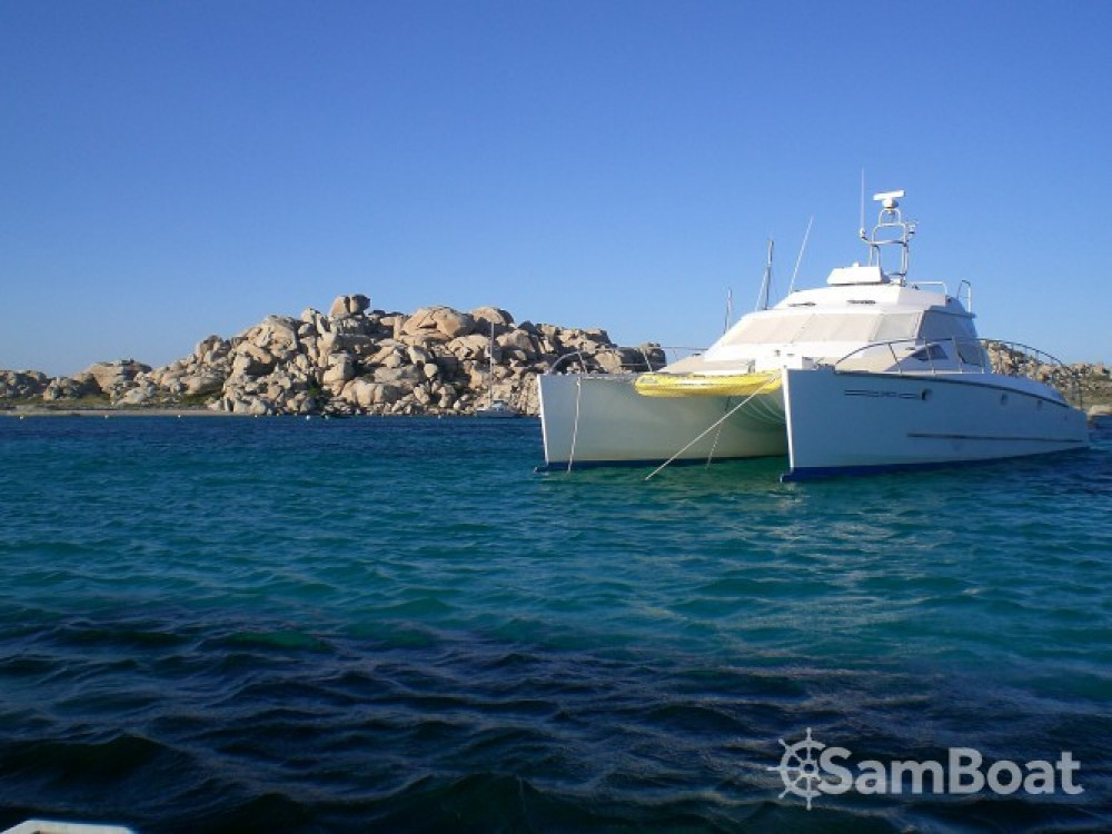 Rental Catamaran in Castheddu/Castelsardo - Catalu Capriccio