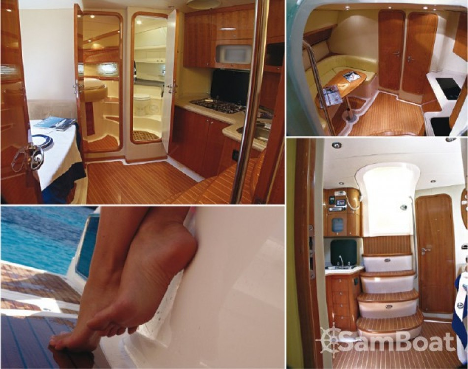 Rental Motorboat in Trapani - Stama Stama 37