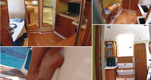 Hire Motorboat with or without skipper Stama Trapani