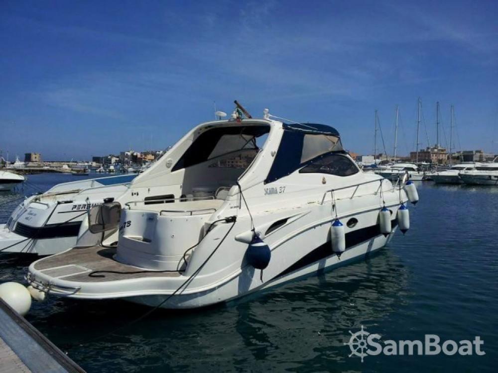 Boat rental Trapani cheap Stama 37