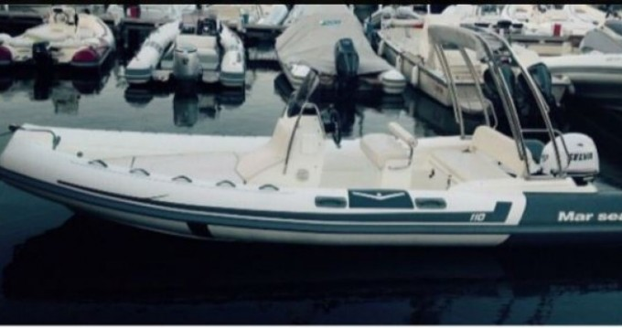 Boat rental Marsea Marsea CM 110 in Porto di Mergellina on Samboat