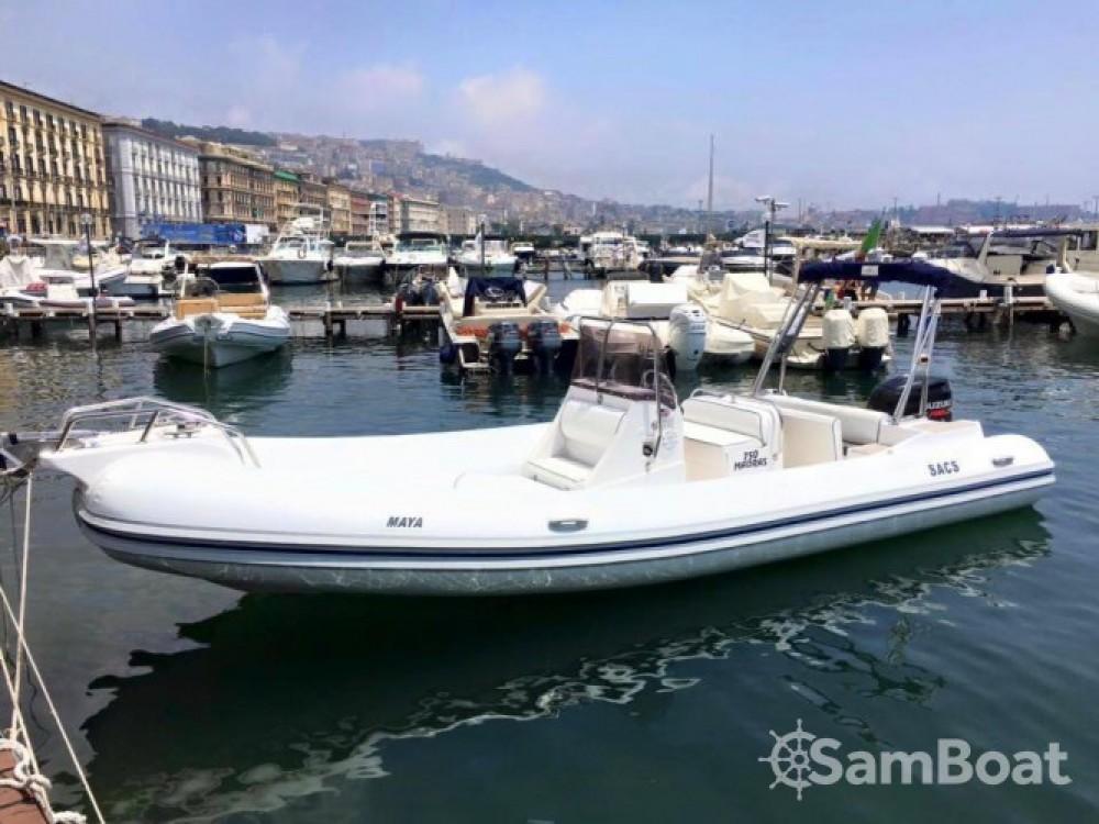 Boat rental Sacs Sacs S 750 in Naples on Samboat