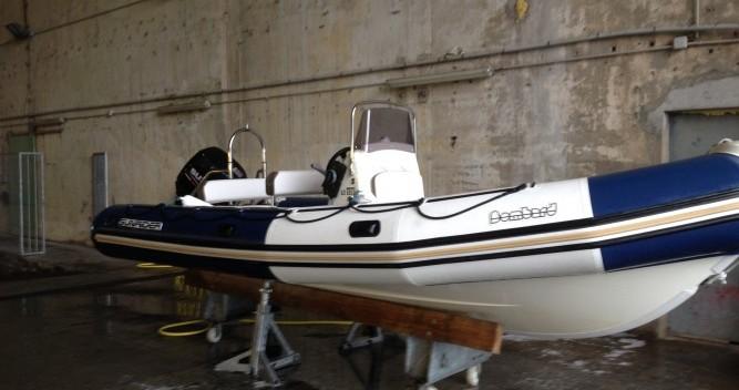 Rental RIB in Lorient - Bombard Sunrider 650