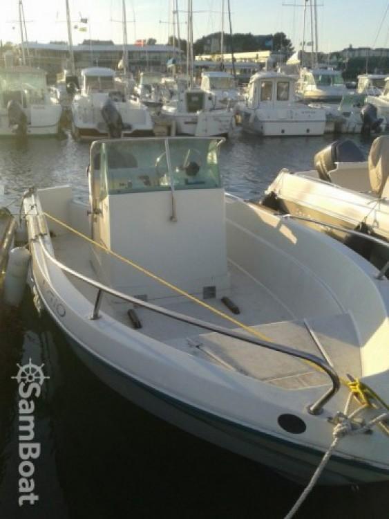 Rental yacht Saint-Quay-Portrieux - Jeanneau Cap Camarat 5.1 on SamBoat