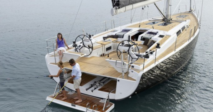 Hire Sailboat with or without skipper Hanse Hamble-le-Rice