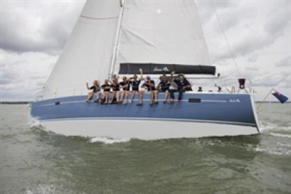 Hanse Hanse 505 between personal and professional Eastleigh