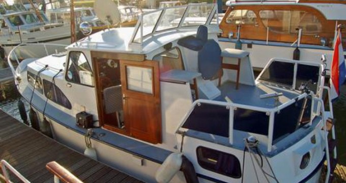 Hire Motorboat with or without skipper Ten-Broeke Villeton