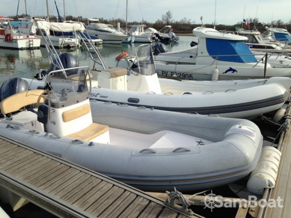Rental yacht Sainte-Marie-la-Mer - Capelli Tempest 505 on SamBoat