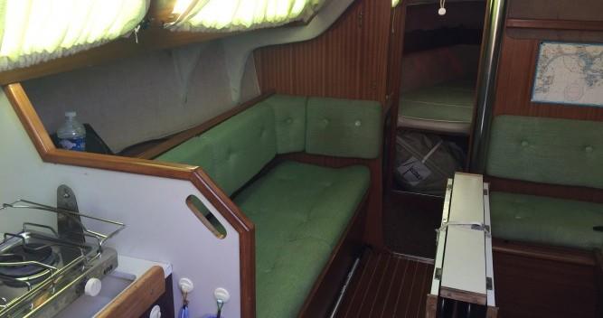 Rental yacht Ajaccio - Jeanneau Rush on SamBoat