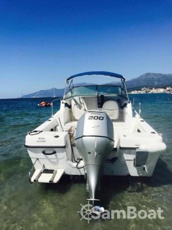 Rental yacht Ajaccio - Seawril Striper2100 on SamBoat