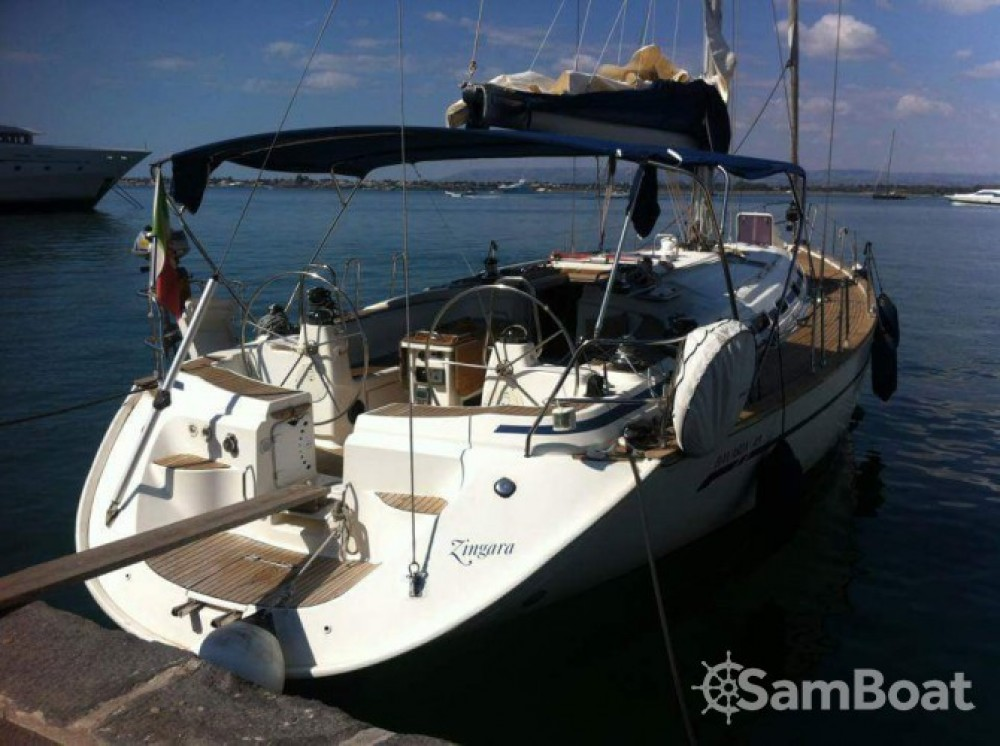 Sailboat for rent Taormina at the best price