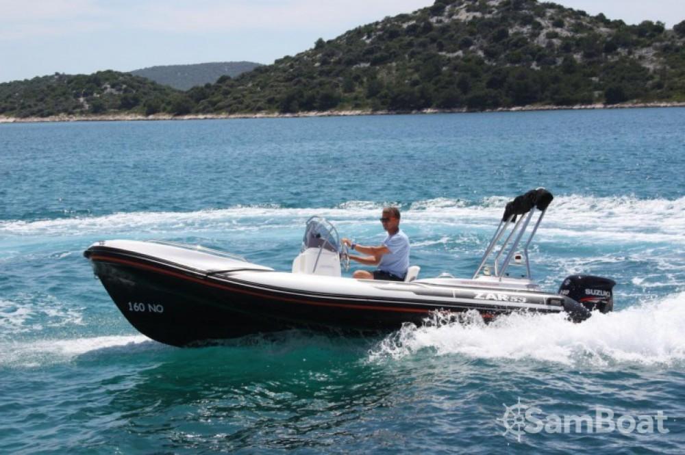 Hire RIB with or without skipper Zar Formenti La Rochelle