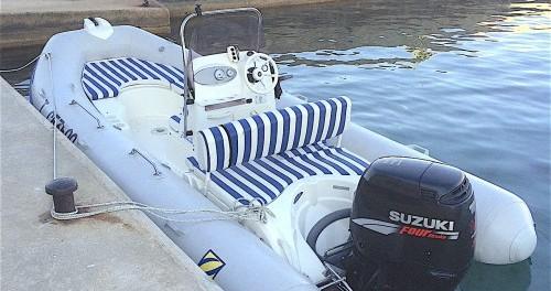 Boat rental Zodiac Medline in Pointe-Rouge on Samboat