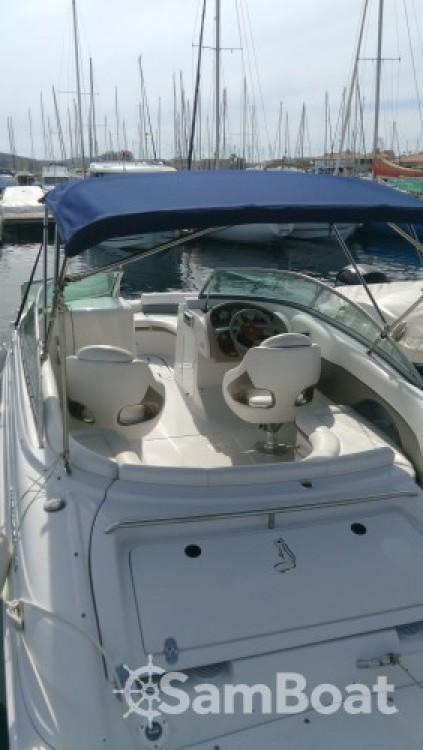 Rental yacht Le Lavandou - Four Winns 214 Funship on SamBoat