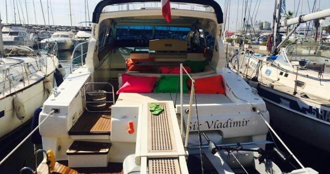 Boat rental Conam 46 sport in Bastia on Samboat
