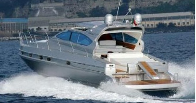 Hire Motorboat with or without skipper Conam Bastia