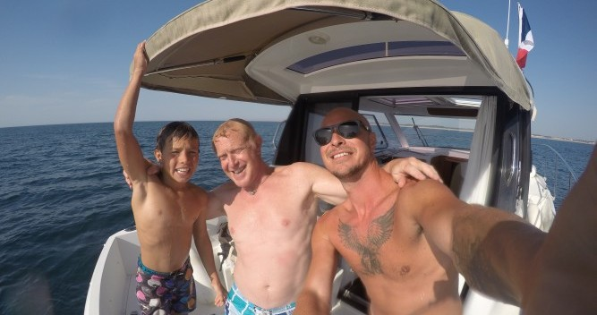 Rental yacht Capbreton - Jeanneau Merry Fisher 855 on SamBoat