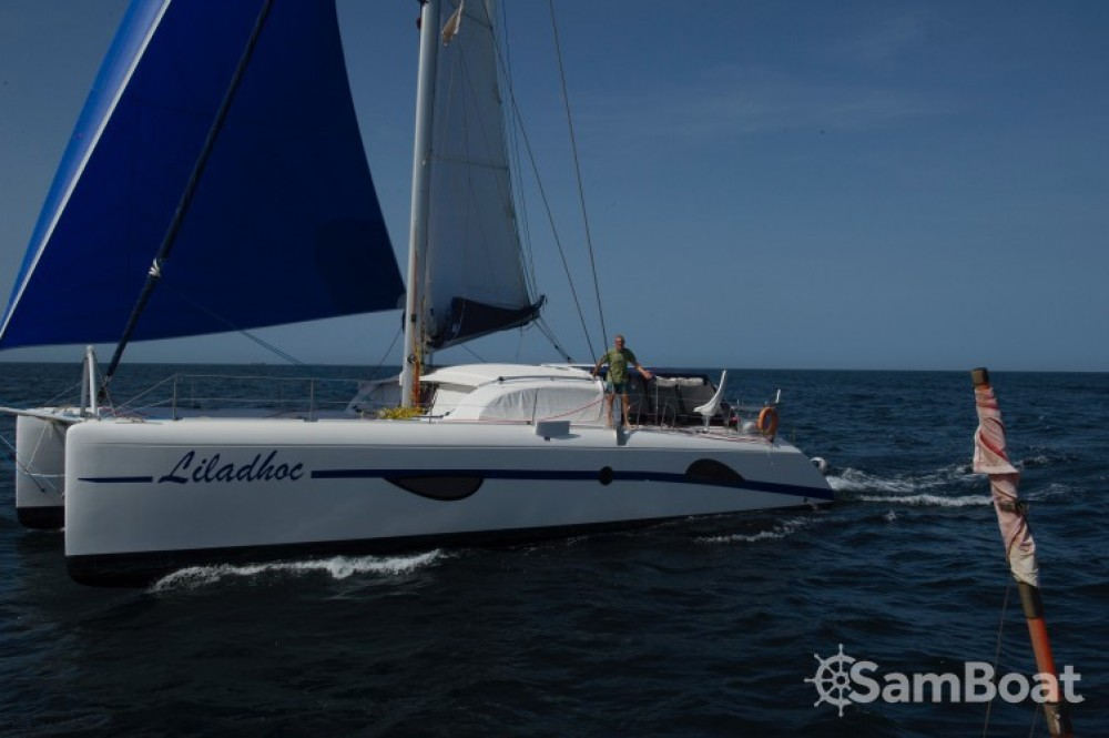 Rent a Outremer Outremer 49 Canet-en-Roussillon
