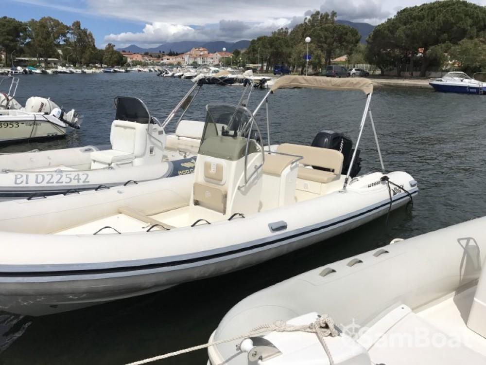 Rental yacht Saint-Florent - Nuova Jolly Black fin on SamBoat
